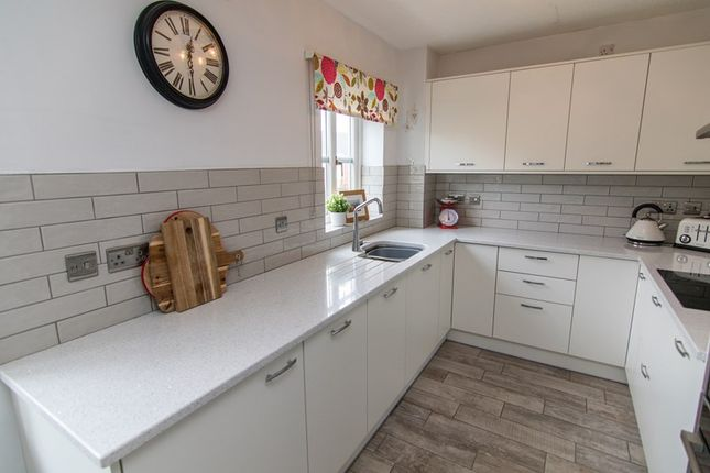 Thumbnail Town house for sale in Lakeside Way, Nantyglo, Ebbw Vale