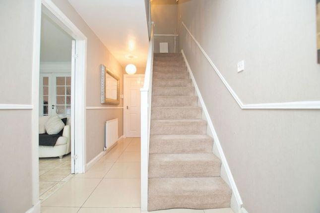 Hallway & Stairs
