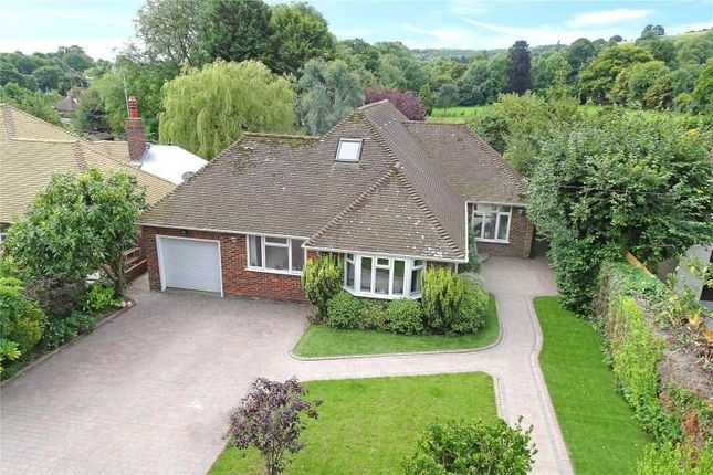 Thumbnail Detached house for sale in Findon Village, Worthing, West Sussex