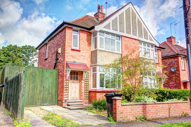 Thumbnail Semi-detached house to rent in St. Peters Avenue, Rushden