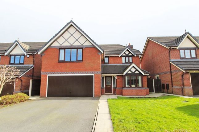 Thumbnail Detached house for sale in St Helens Well, Tarleton, Preston