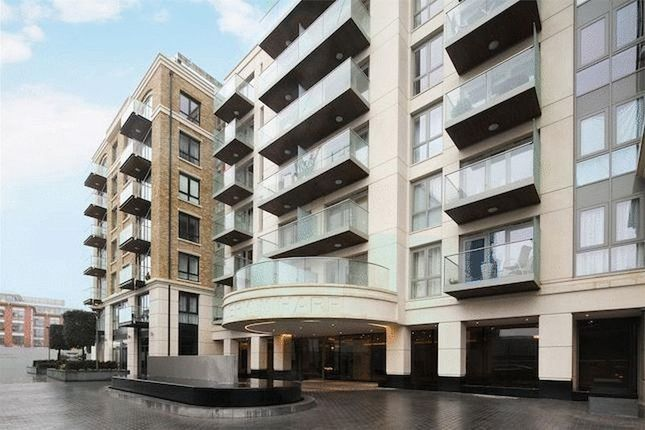 Thumbnail Flat for sale in Distillery Wharf, Fulham Reach, London