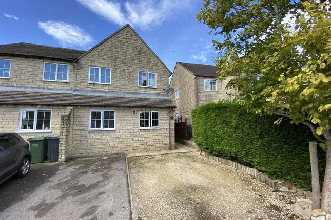 Thumbnail Semi-detached house for sale in Stonecote Ridge, Bussage, Stroud