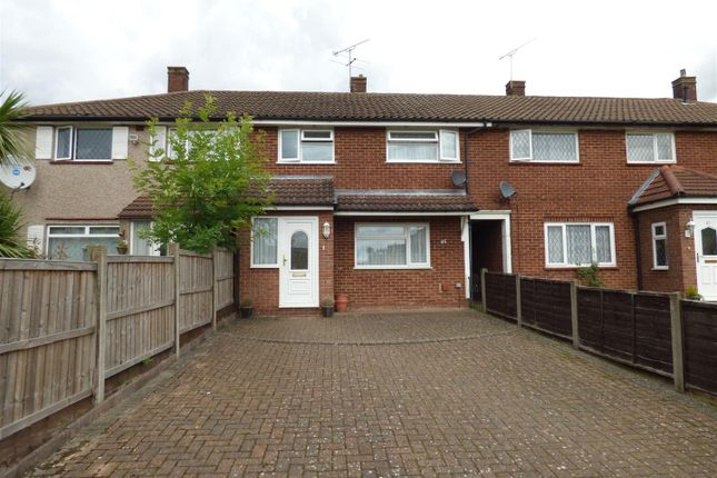 Thumbnail Property for sale in Crown Road, Borehamwood