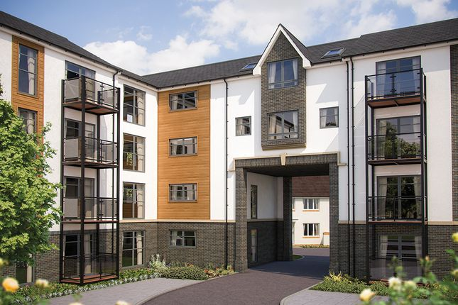 "Thumbnail Flat for sale in ""Hortham House"" at Great Brier Leaze, Patchway, Bristol"