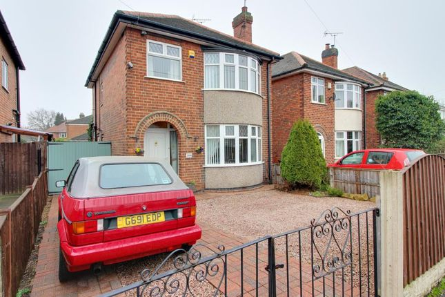 Thumbnail Detached house for sale in College Street, Long Eaton, Nottingham