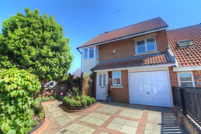 Thumbnail Semi-detached house for sale in Barbary Drive, North Haven, Sunderland