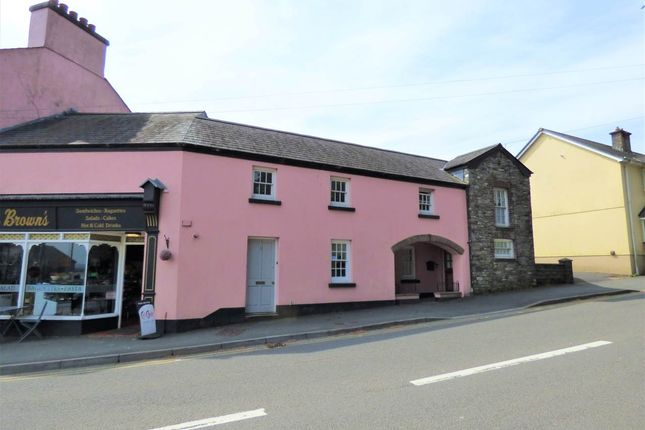 Thumbnail Flat to rent in Prospect House, New Road, Llandeilo