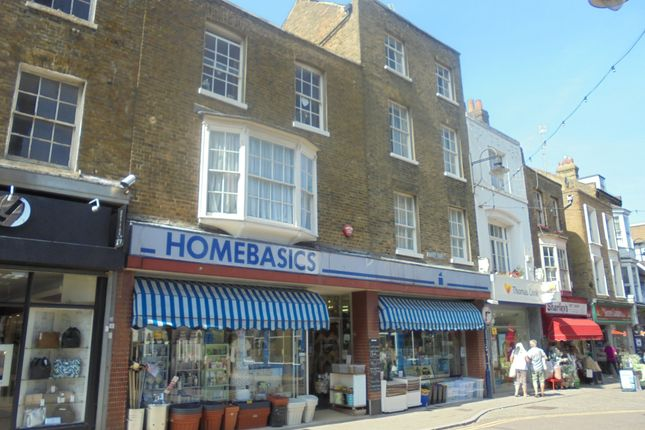 Thumbnail Retail premises for sale in Queen Street, Ramsgate