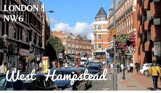 Thumbnail Restaurant/cafe for sale in West End Lane, West Hampstead