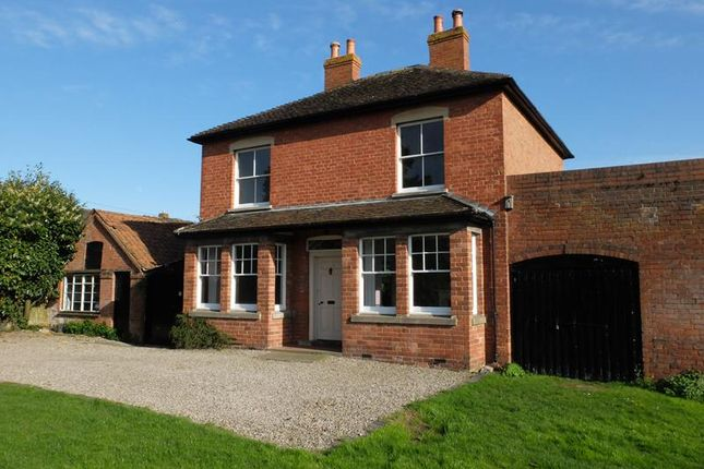 Thumbnail Detached house for sale in The Elms, New Street, Ledbury, Herefordshire