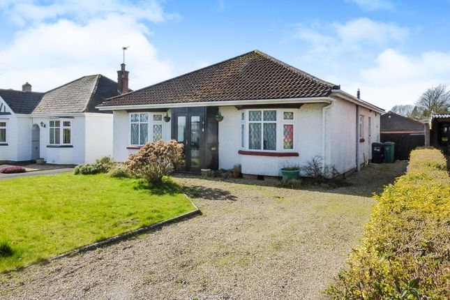 Thumbnail Detached bungalow for sale in Beaconfield Road, Yeovil