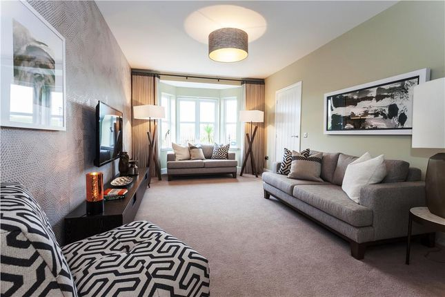 "4 bedroom semi-detached house for sale in ""Blair Semi"" at Jeanette Stewart Drive, Dalkeith"