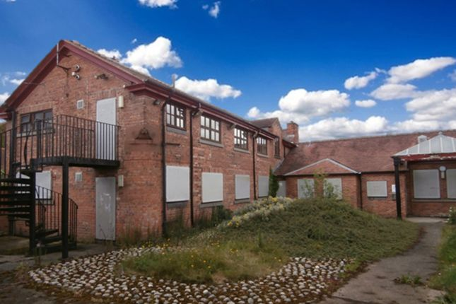 Thumbnail Commercial property for sale in Dodington, Whitchurch