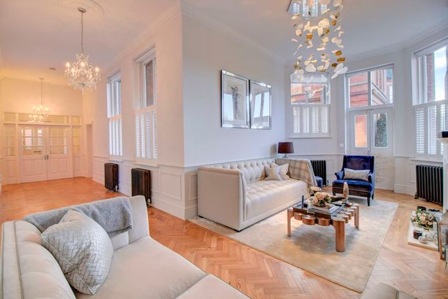 Thumbnail Flat for sale in Rosebury Square, Woodford Green