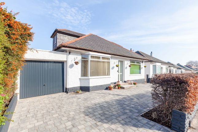 Thumbnail Bungalow for sale in Silverknowes Terrace, Edinburgh