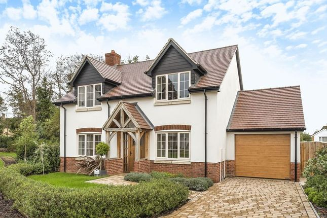 Thumbnail Detached house for sale in Southmoor Gardens, Southmoor, Abingdon