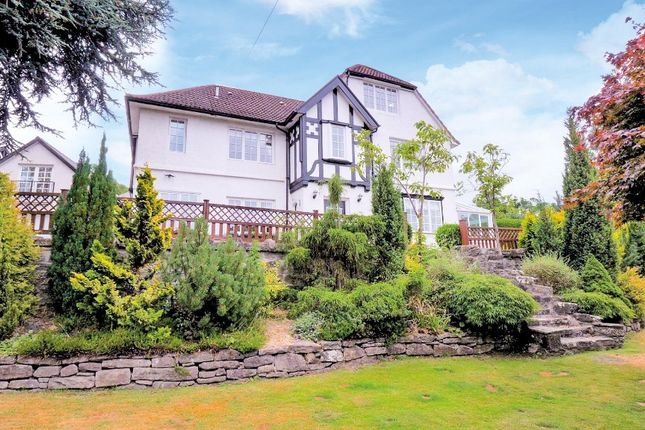 Thumbnail Detached house for sale in Bellwood Park, Perth, Perthshire