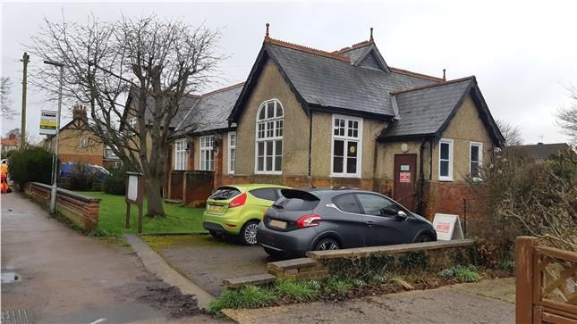 Thumbnail Commercial property for sale in Former Puckeridge Congregational Church, 81 Station Road, Puckeridge, Ware, Hertfordshire
