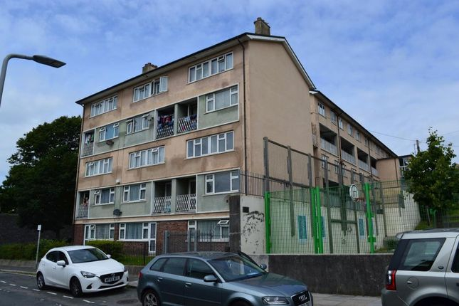 Thumbnail Maisonette to rent in Stoke Road, Plymouth, Devon