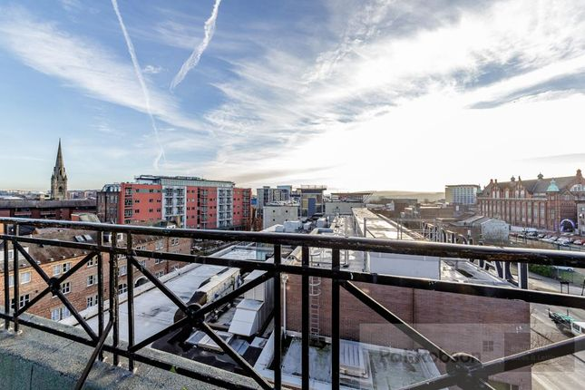 Thumbnail Flat for sale in The Penthouse, Blenheim House, Newcastle City Centre
