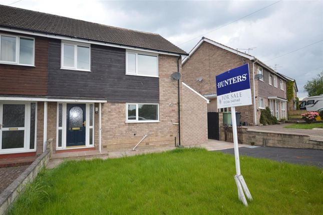 Thumbnail Semi-detached house for sale in Gower Crescent, Loundsley Green, Chesterfield