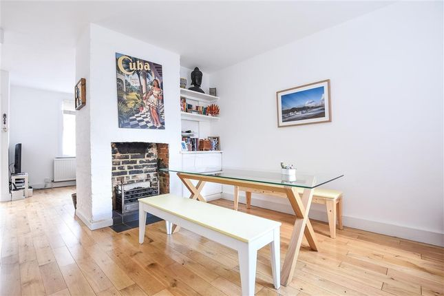 Thumbnail End terrace house for sale in Holmesdale Road, Reigate, Surrey