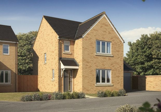 "Thumbnail Detached house for sale in ""The Hatfield"" at Hill Barton Road, Pinhoe, Exeter"