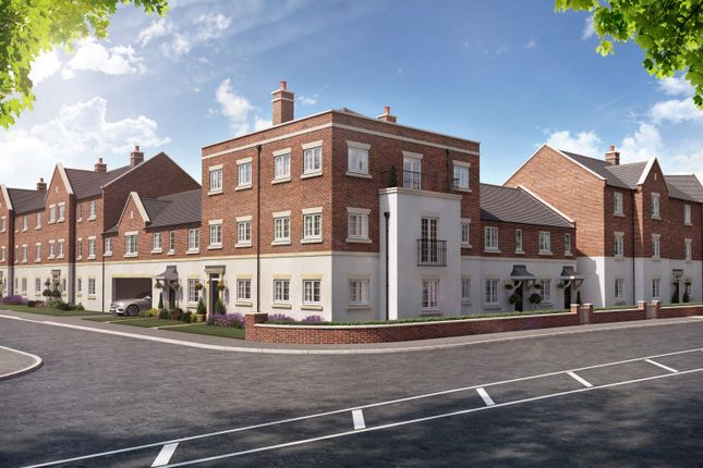 Thumbnail Flat for sale in Walker Road, Northwich