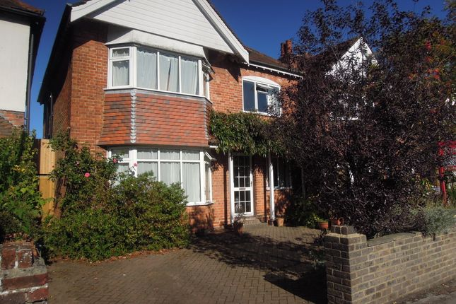 Thumbnail Detached house for sale in Upper Shirley Avenue, Upper Shirley