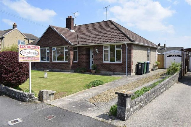 Thumbnail Semi-detached bungalow for sale in Esmead, Chippenham, Wiltshire
