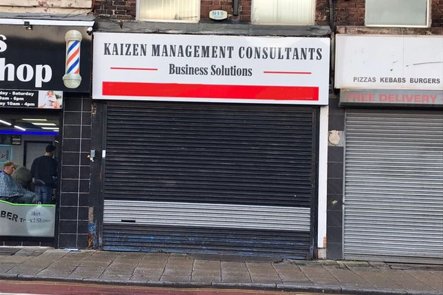 Thumbnail Retail premises to let in Breck Road, Everton, Liverpool, Everton, Liverpool