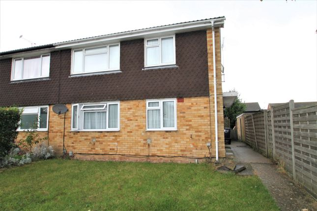 Thumbnail Maisonette to rent in Perrysfield Road, Cheshunt