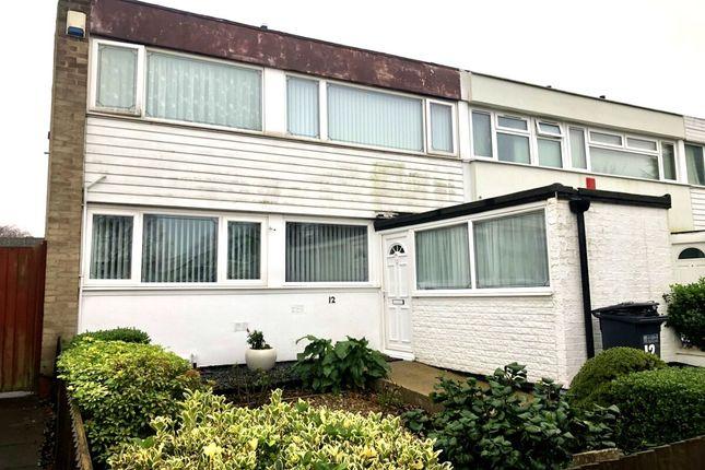 Hilleys Croft, Chelmsley Wood, Birmingham B37