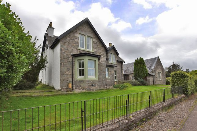 Thumbnail Detached house for sale in Acharacle