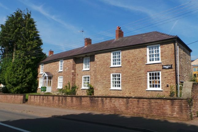 Thumbnail Property to rent in The Snug, Duncastle Farm, Alvington