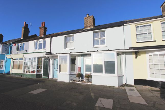 Thumbnail Terraced house for sale in The Strand, Walmer