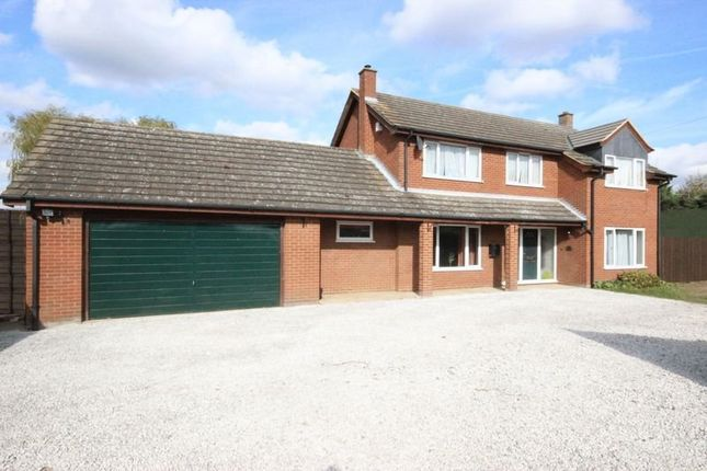 Thumbnail Detached house for sale in Blunham Road, Moggerhanger, Bedford
