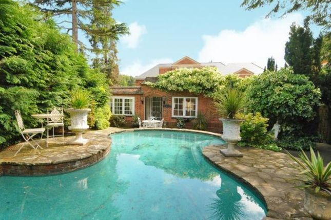 Thumbnail Terraced house to rent in Cavendish Road, St Georges Hill, Weybridge, Surrey
