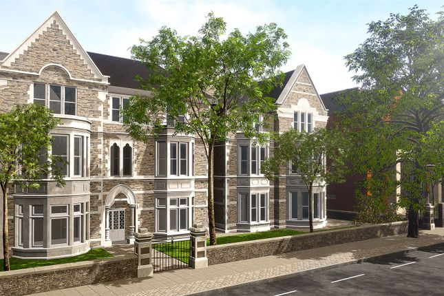 Thumbnail Property for sale in 8 Llys Sofia At Cathedral Gardens, Cathedral Road, Pontcanna, Cardiff