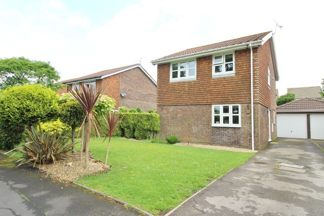 Thumbnail Detached house for sale in Holland Close, Rogerstone, Newport