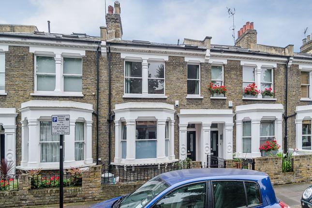 Thumbnail Terraced house to rent in Duke Road, London