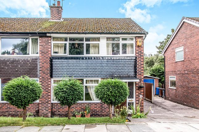 Thumbnail Semi-detached house for sale in Manchester Road, Tyldesley, Manchester