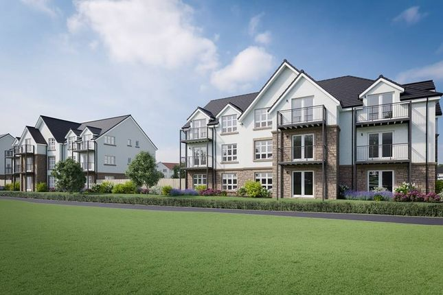 "Thumbnail Flat for sale in ""Hawthorn Apartments Plots 7, 22, 53, 74"" at Newmills Road, Balerno"