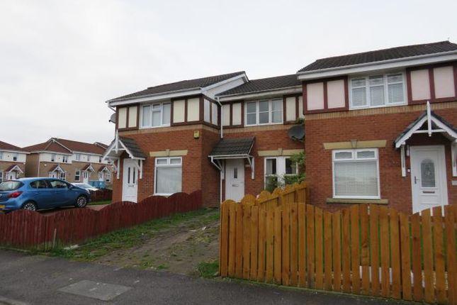 Thumbnail Terraced house to rent in Glentanar Drive, Moodiesburn, Glasgow