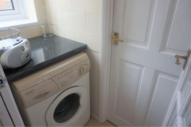 Utility Room of West Sleekburn, Choppington NE62