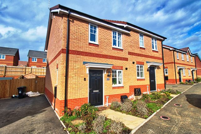 2 bed semi-detached house for sale in Swallow View, Pershore WR10