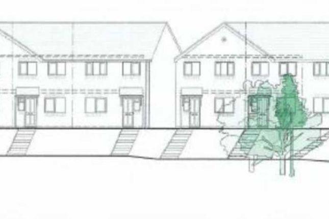Thumbnail Land for sale in Ffynnon Wen, Clydach, Swansea
