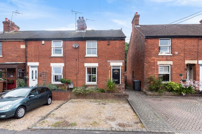 2 bed end terrace house for sale in Vigo Road, Andover SP10