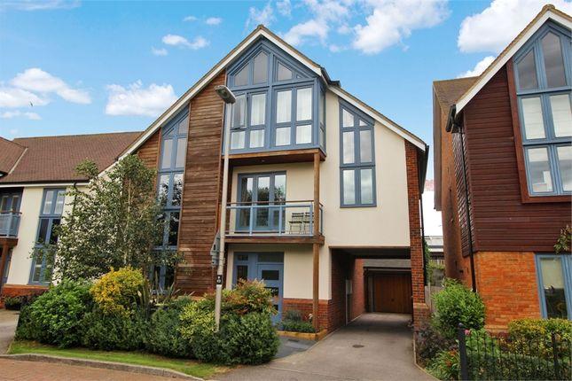 Thumbnail Detached house to rent in Kingswear Drive, Broughton, Milton Keynes, Buckinghamshire